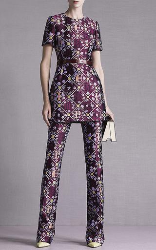 A Clutch by MARY KATRANTZOU for Preorder on Moda Operandi