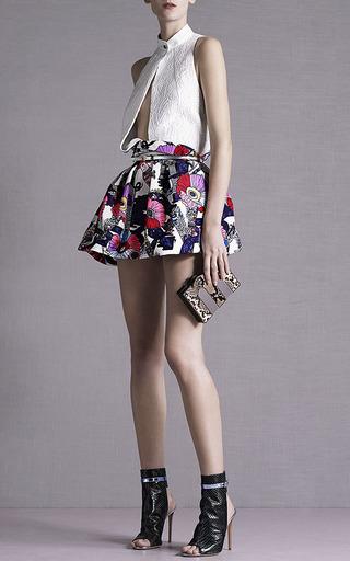 M Clutch by MARY KATRANTZOU for Preorder on Moda Operandi
