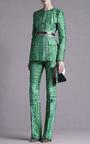R Clutch by MARY KATRANTZOU for Preorder on Moda Operandi