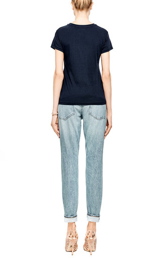 Classic Cotton T Shirt by 6397 DENIM Now Available on Moda Operandi