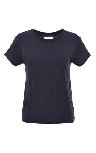 Classic Cotton T Shirt by 6397 DENIM Now Available on Moda Operandi
