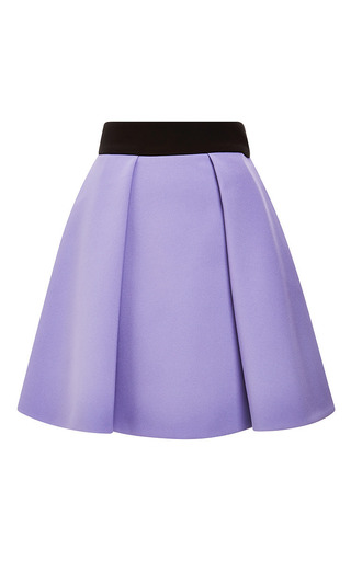 Medium fausto puglisi purple lilac skirt