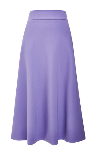 Medium fausto puglisi purple purple pencil skirt