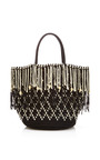 Fringed Cord Tote by SENSI STUDIO Now Available on Moda Operandi