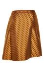 Silk Wool Jacquard Vida Skirt by JONATHAN SAUNDERS for Preorder on Moda Operandi