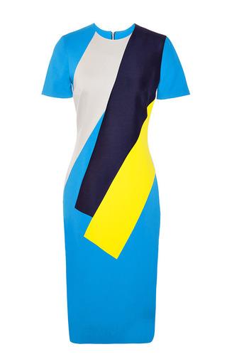 Medium roksanda ilincic multi cerulean lockwood dress