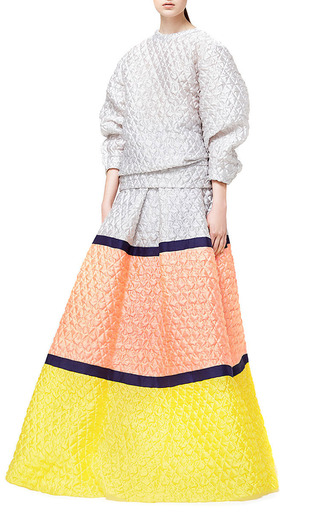 Roksanda Wavern Skirt by ROKSANDA for Preorder on Moda Operandi