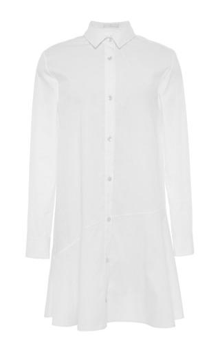 Medium thakoon addition white shirt dress