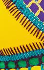 Ro Neon Threaded Yellow Bikini Top by KIINI Now Available on Moda Operandi