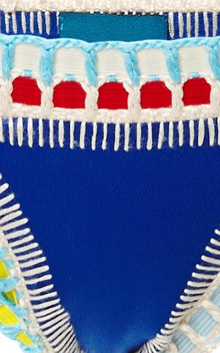 Tuesday Knit Bikini Bottom by KIINI Now Available on Moda Operandi