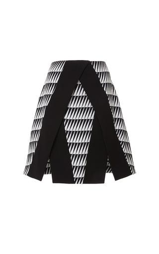 Triangle Jacquard Emmy Skirt by TANYA TAYLOR for Preorder on Moda Operandi