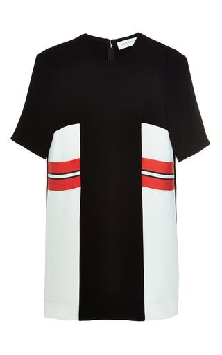 Medium tanya taylor multi jones dress in stretch viscose black