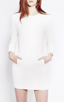 White Alejandra Dress by TIMO WEILAND for Preorder on Moda Operandi