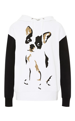 Medium etre cecile multi comic dog hoodie