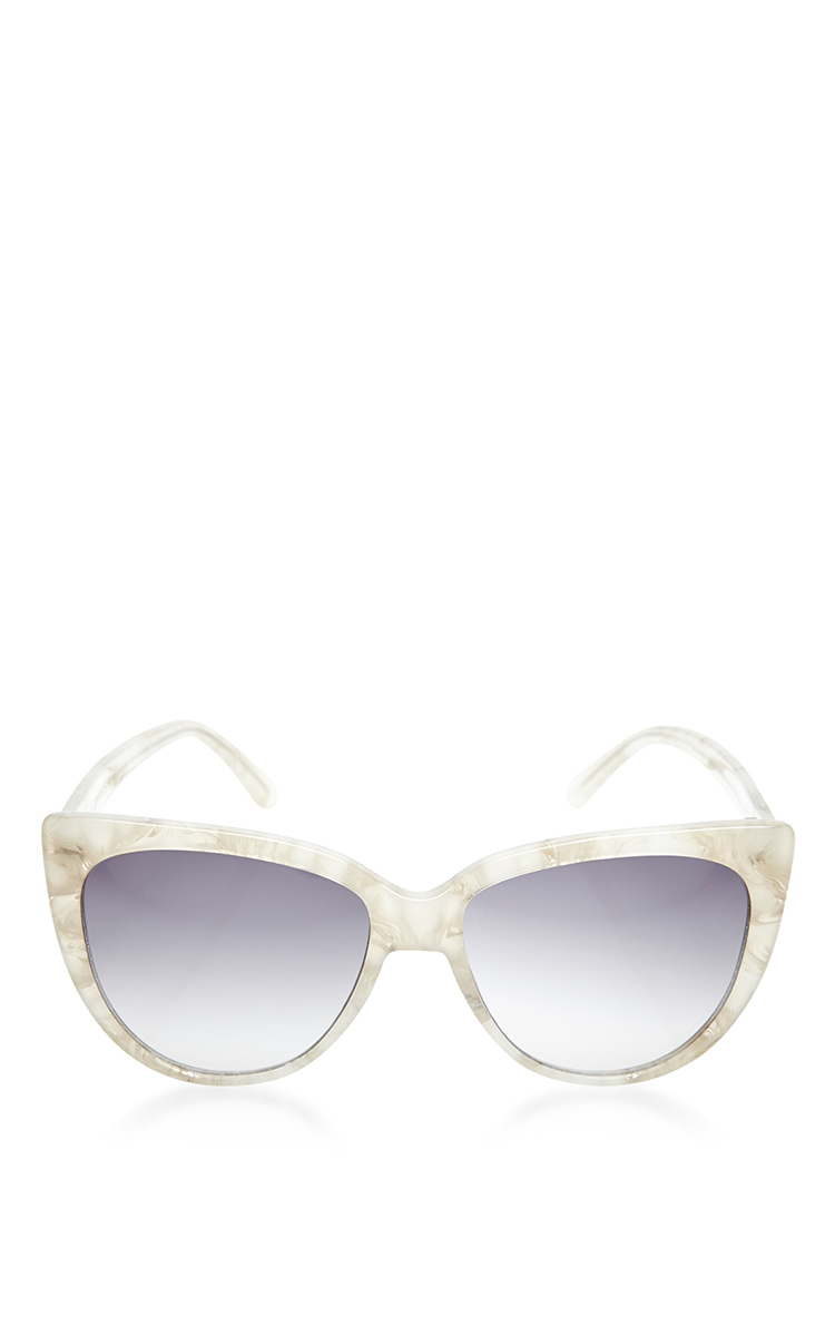 9d996a5e1a3 Moscow Mother of Pearl Cat-Eye Sunglasses