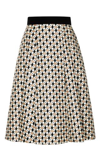 Medium fausto puglisi multi printed skirt
