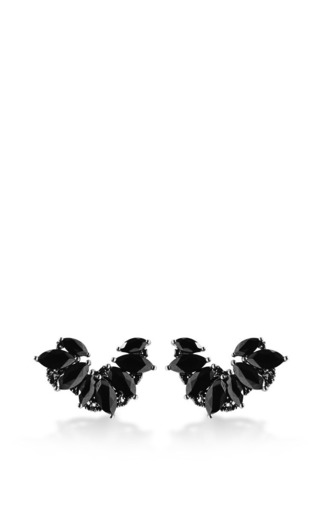 Jaipur Earrings by ELISE DRAY for Preorder on Moda Operandi