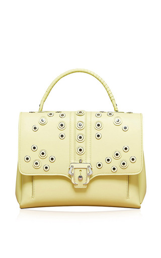 Medium paula cademartori yellow faye tote