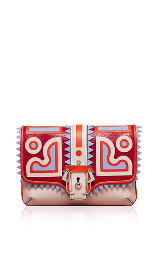 Petite Sylviemulti  Clutch by PAULA CADEMARTORI for Preorder on Moda Operandi