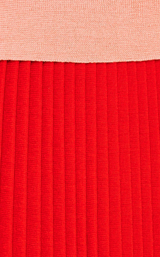 Light Wool Knit Trompe L'oeil Dress by SONIA BY SONIA RYKIEL for Preorder on Moda Operandi