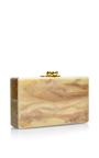Minnie Ribbon Acrylic Clutch by EDIE PARKER Now Available on Moda Operandi