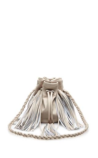 Medium sara battaglia white small size jasmine bag
