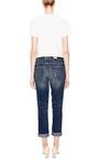 The Freshman Cotton T Shirt by CURRENT/ELLIOTT Now Available on Moda Operandi