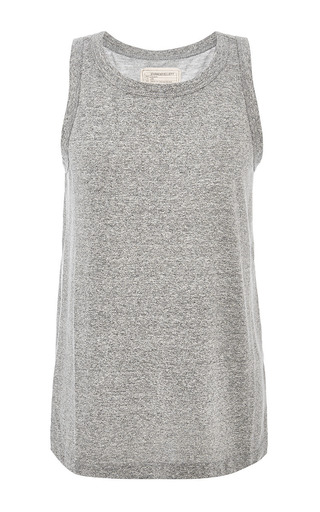The Muscle Tank by CURRENT/ELLIOTT Now Available on Moda Operandi