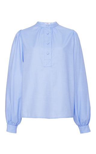 Medium vilshenko blue veronica cotton tunic