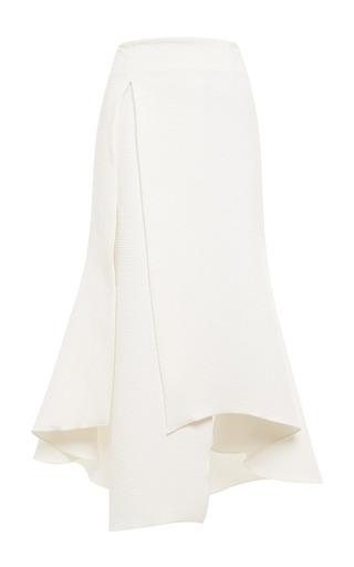 Medium ellery white olympia ivory long skirt