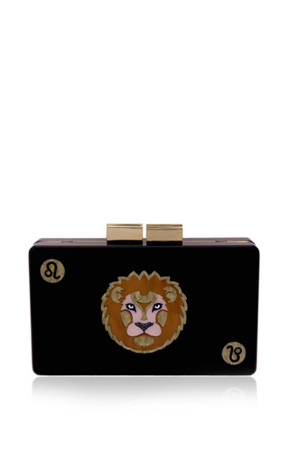 Leo Clutch by URANIA GAZELLI for Preorder on Moda Operandi