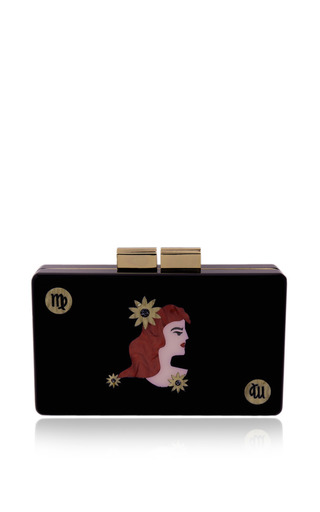 Virgo Clutch by URANIA GAZELLI for Preorder on Moda Operandi