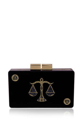 Libra Clutch by URANIA GAZELLI for Preorder on Moda Operandi