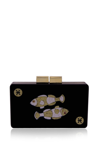 Pisces Clutch by URANIA GAZELLI for Preorder on Moda Operandi
