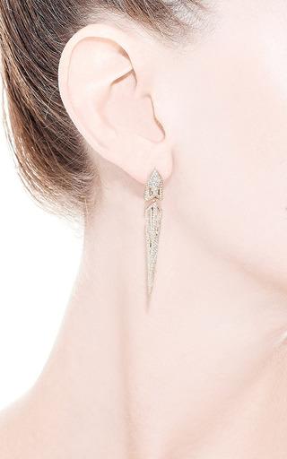 Poison Dart Earrings by MAIYET for Preorder on Moda Operandi