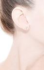 Cubist Stud Earrings by MAIYET for Preorder on Moda Operandi