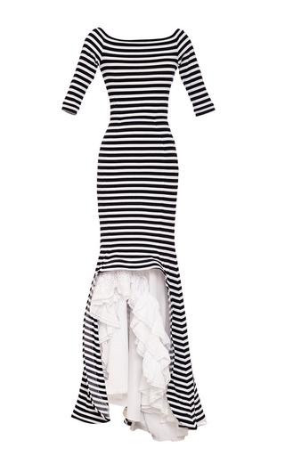 Medium natasha zinko multi maxi striped dress