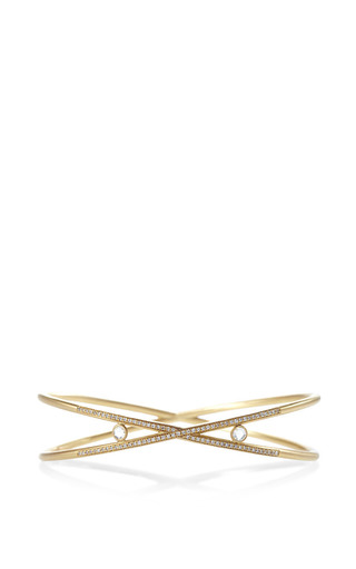 Medium susan foster gold love bracelet