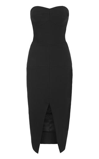 Medium maticevski black black cora cocktail dress