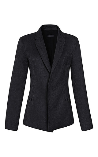 Medium ellery black caspar blazer 3