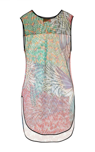 Medium clover canyon multi carnival cover up