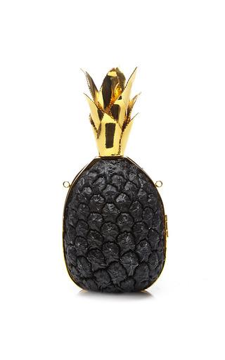 Medium osklen black pineapple bag