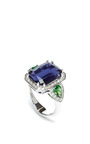 A & Furst Jennie Iolite Ring by A & FURST for Preorder on Moda Operandi