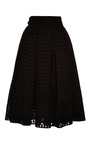 Burundi Skirt by LENA HOSCHEK Now Available on Moda Operandi