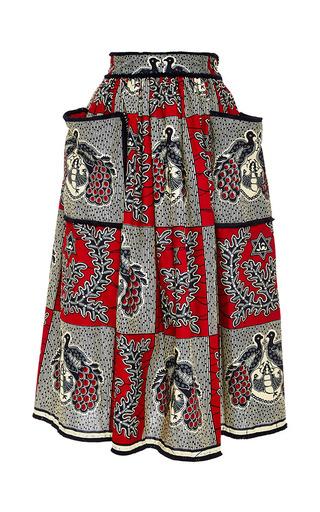 Medium lena hoschek print kinshasa skirt