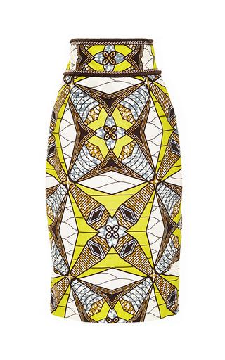 Medium lena hoschek print nubia skirt