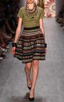 ribbon skirt by lena hoschek moda operandi. Black Bedroom Furniture Sets. Home Design Ideas