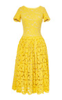 Swazi Dress by LENA HOSCHEK Now Available on Moda Operandi
