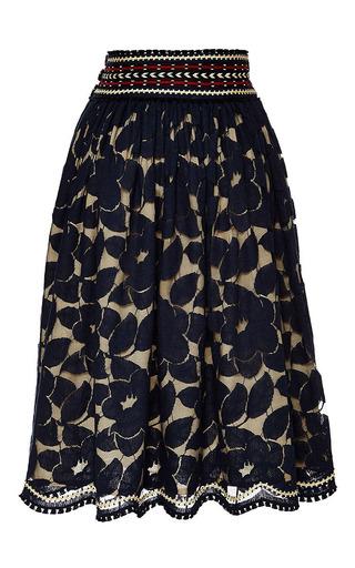 Tschad Skirt by LENA HOSCHEK Now Available on Moda Operandi