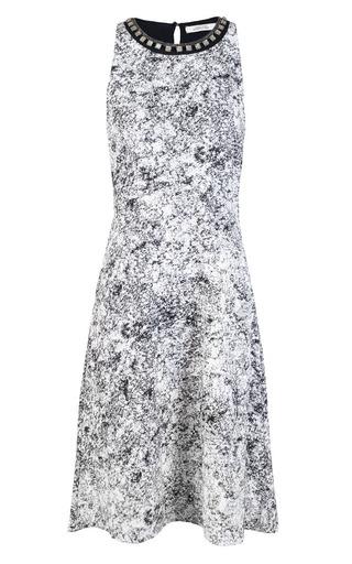 Medium dorothee schumacher white radical gloss dress